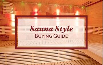 sauna style buying guide