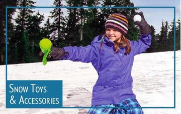 snow toys and accessories