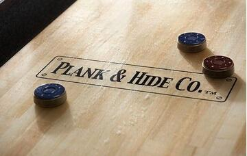 plank and hide
