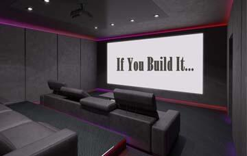 Theater Room Blog