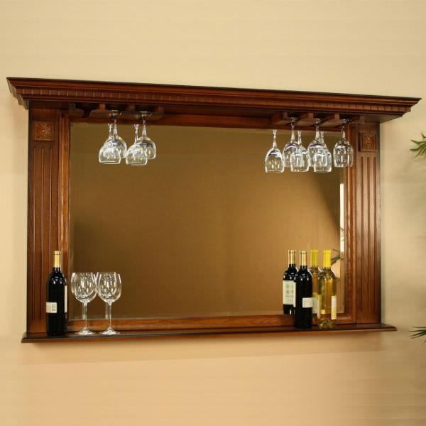 Kokomo Bar Mirror by American Heritage
