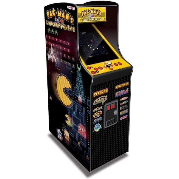 Pac-Man's Arcade Party by Namco