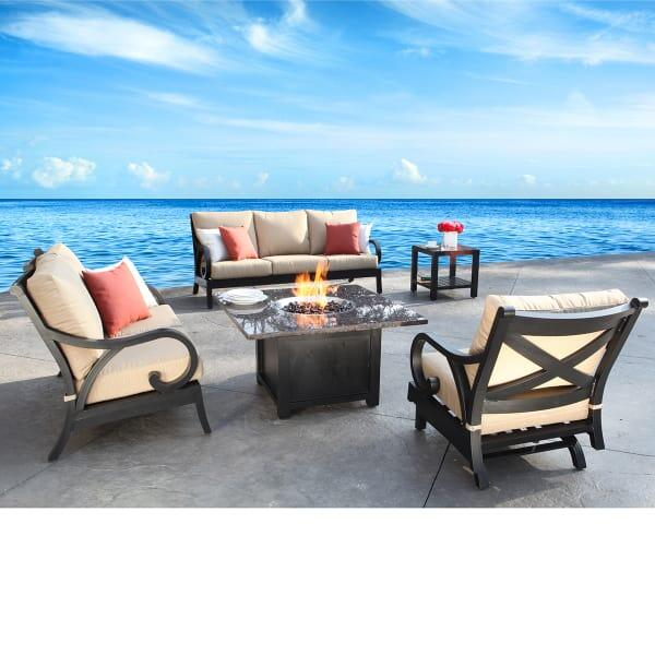 Milano Deep Seating by Cabana Coast
