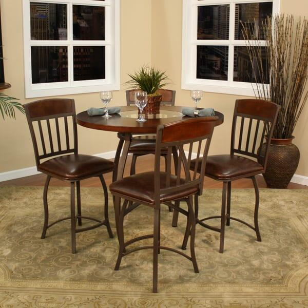 Chesapeake Counter Height Pub Set By American Heritage