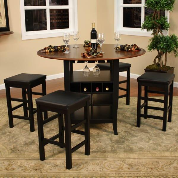 Somerset Counter Height Dining Set By American Heritage