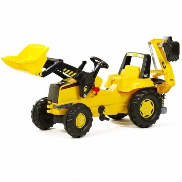 CAT Front Loader with Backhoe by Kettler