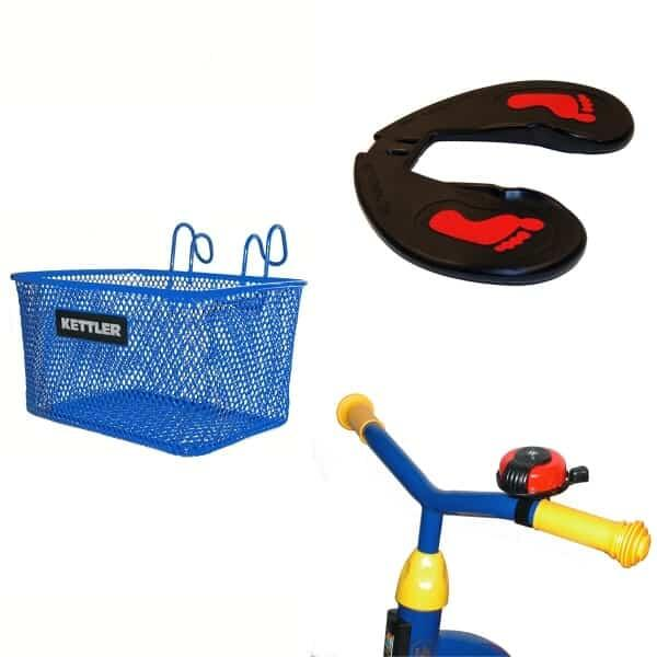 Kettrike Toy Accessory Kit # 2 by Kettler