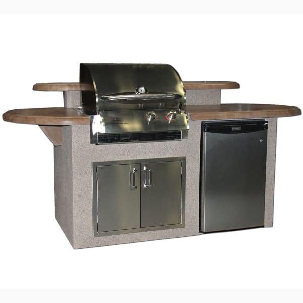 St. James Outdoor Kitchen by Outdoor GreatRoom