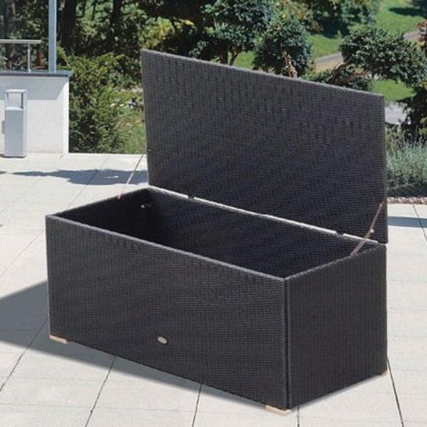 Wicker Storage Box