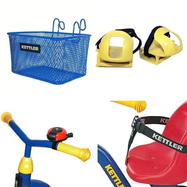 Kettrike Toy Accessory Kit # 3 by Kettler