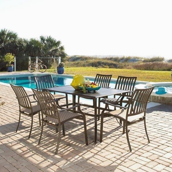 Island Breeze Dining - 7 Piece Set by Panama Jack