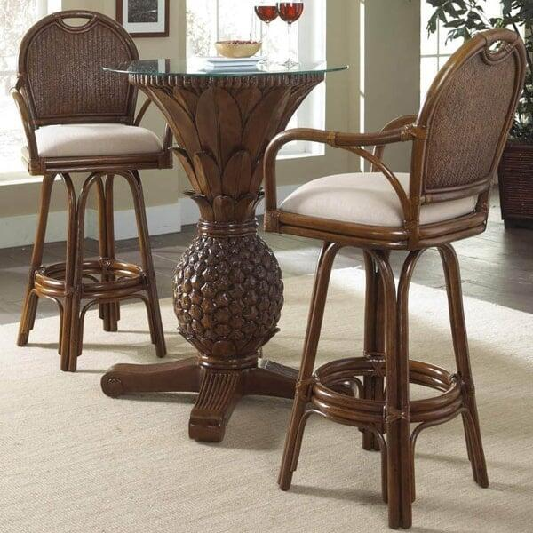 Ocean Reef Pub Table Set