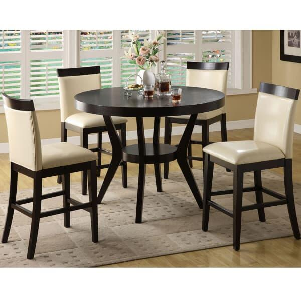 Salvador Counter Height Dining Set By Family Leisure