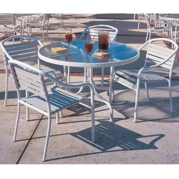 Baja Strap Dining by Woodard