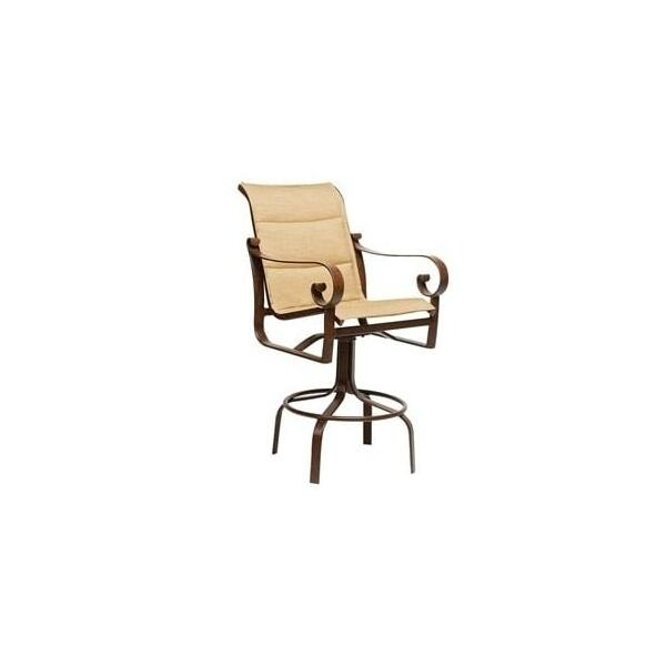 Belden Bar Stool by Woodard