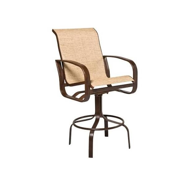 Cayman Isle Bar Stool by Woodard