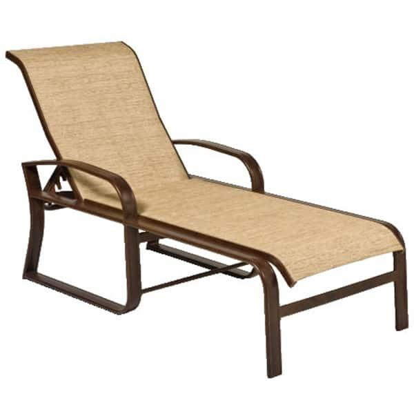 Cayman Isle Chaise Lounge by Woodard