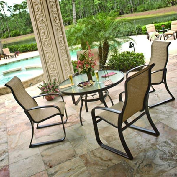 Woodard Furniture  Patio Furniture  Family Leisure