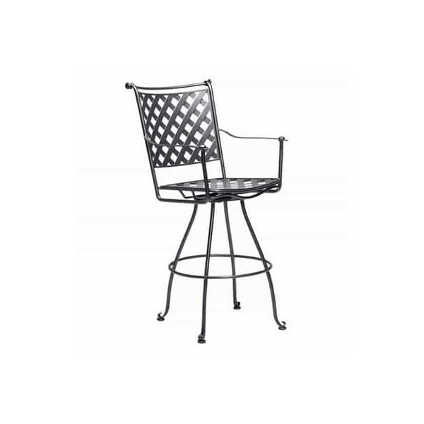 Maddox Bar Stool by Woodard