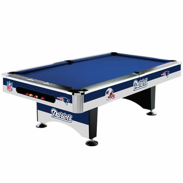 New England Patriots by Imperial Billiards