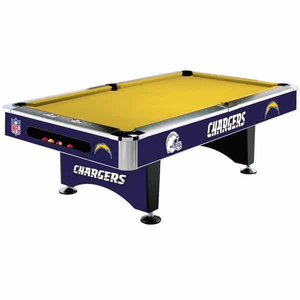 San Diego Chargers by Imperial Billiards