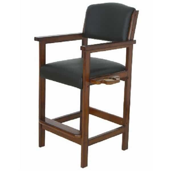Spectator Chair - Chestnut by R.A.M. Game Room