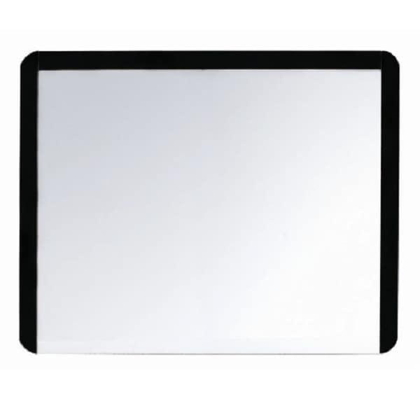 Bar Mirror - Black Glass by R.A.M. Game Room