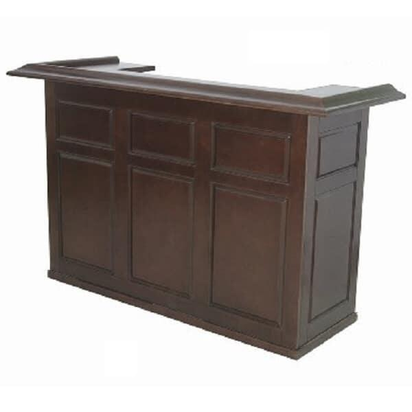 """72"""" Home Bar by R.A.M. Game Room"""
