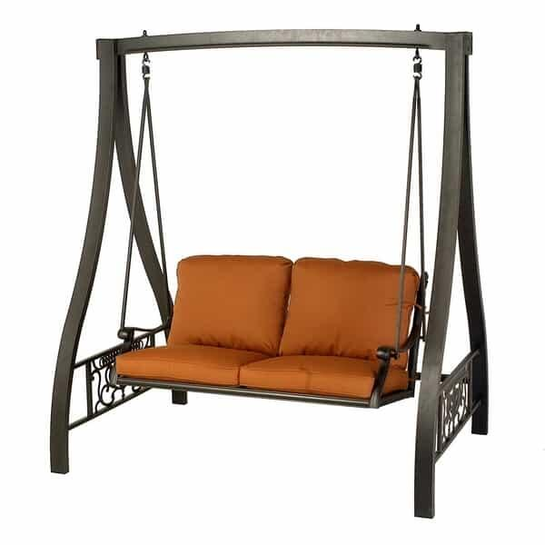 Grand Tuscany A-Frame Swing by Hanamint