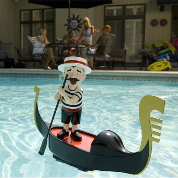 Singing Gondolier by Swimways