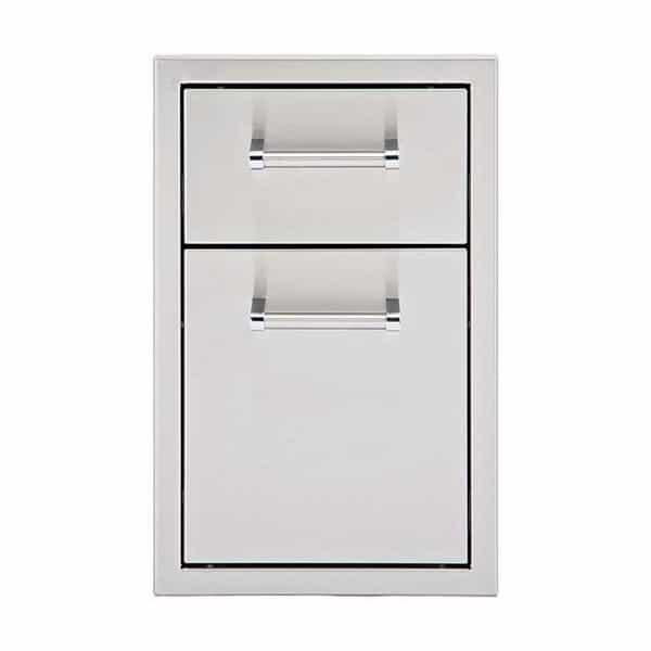 Double Drawer by Delta Heat