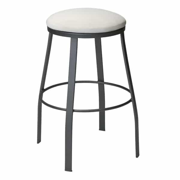 Universal Bar Stool - Attached Seat by Woodard