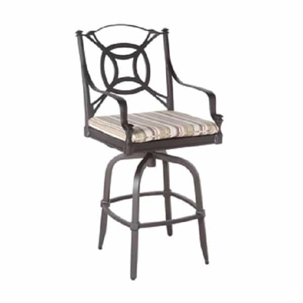 Isla Bar Stool by Woodard
