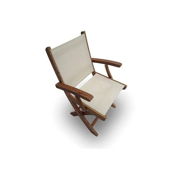 SailMate Teak - White by Royal Teak Collection