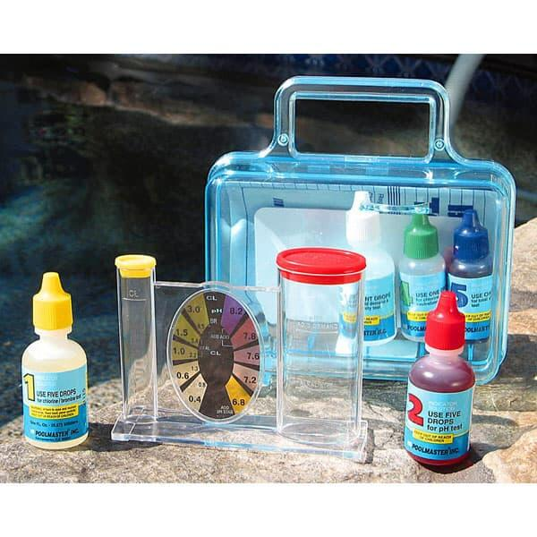 4 In 1 Swimming Pool Test Kit by Swimline