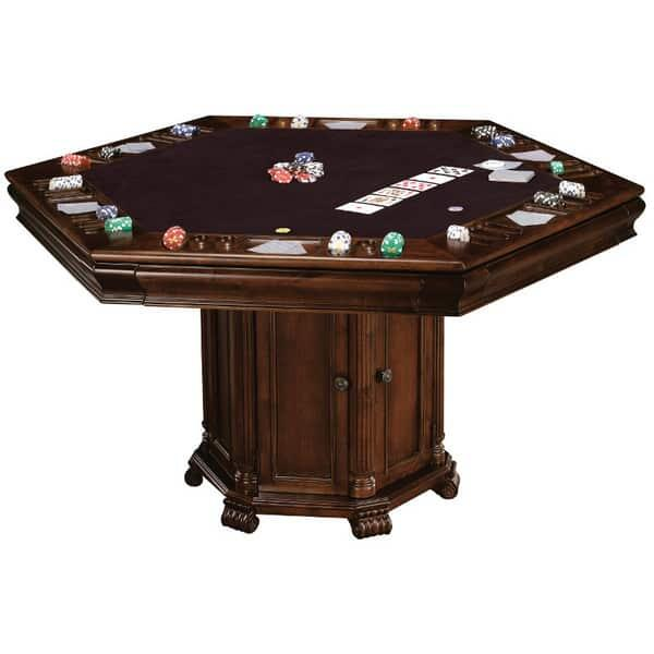 Niagara Pub & Game Table by Howard Miller