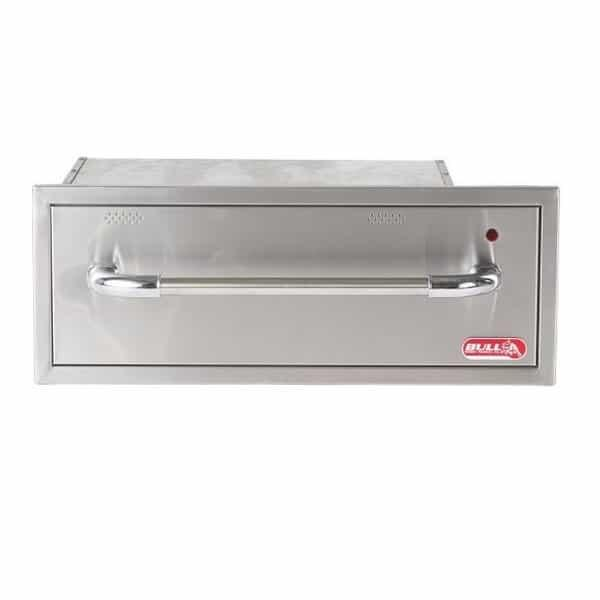 Warming Drawer by Bull Grills