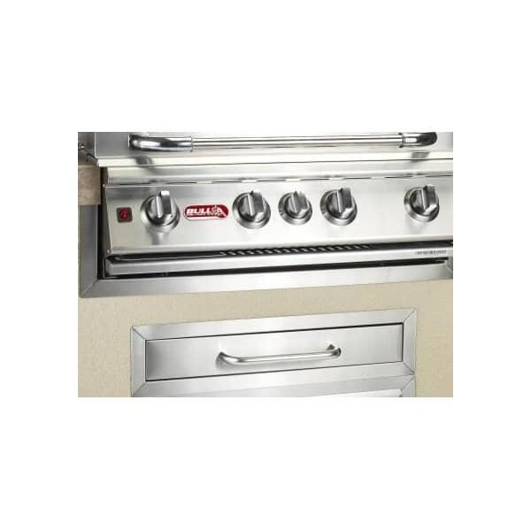 """38"""" Grill Finishing Frame by Bull Grills"""
