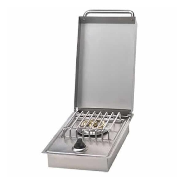 Single Side Burner - Natural Gas by Bull Grills