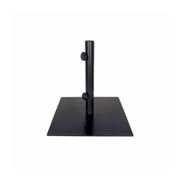Steel Umbrella Base - 35 lbs by Treasure Garden