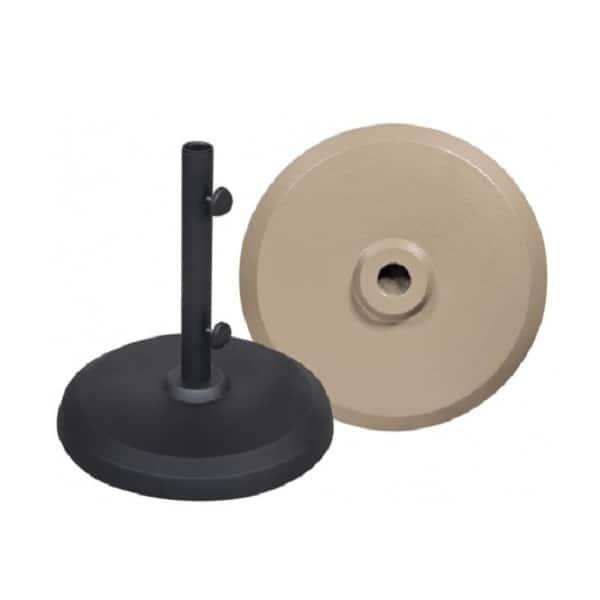 Garden Umbrella Base - 50 lbs by Treasure Garden