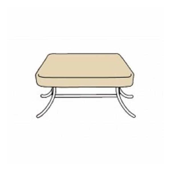 Oval & Rectangle Occasional Tables Cover by Treasure Garden