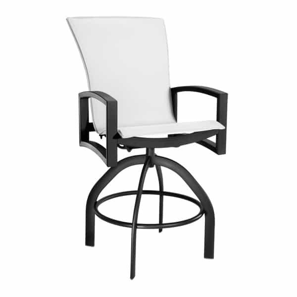 Havenhill Swivel Bar Stool by Homecrest