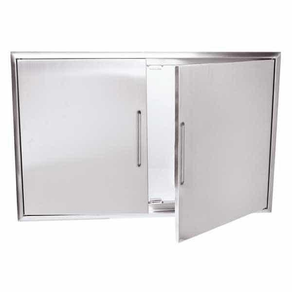 "24"" x 39"" Double Access Door by Saber Grills"