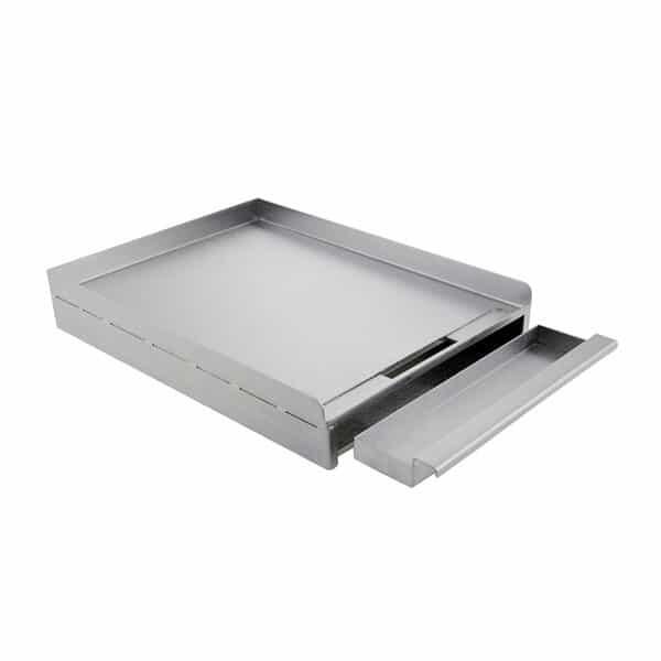 EZ Stainless Griddle by Saber Grills