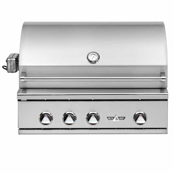"32"" Outdoor Gas Grill Head by Delta Heat"