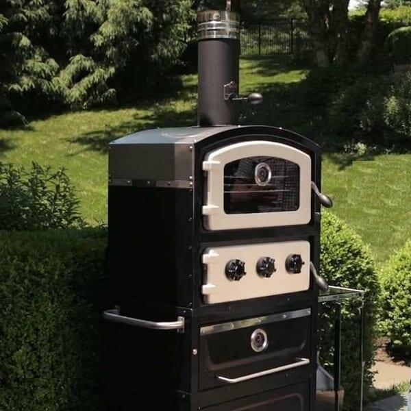 Fornetto Alto Wood Fired Oven & Smoker by Fornetto