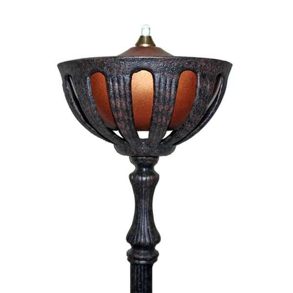 Heart Citronella Torch by Leisure Select