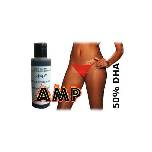 AMP Booster Drops by Tampa Bay Tan