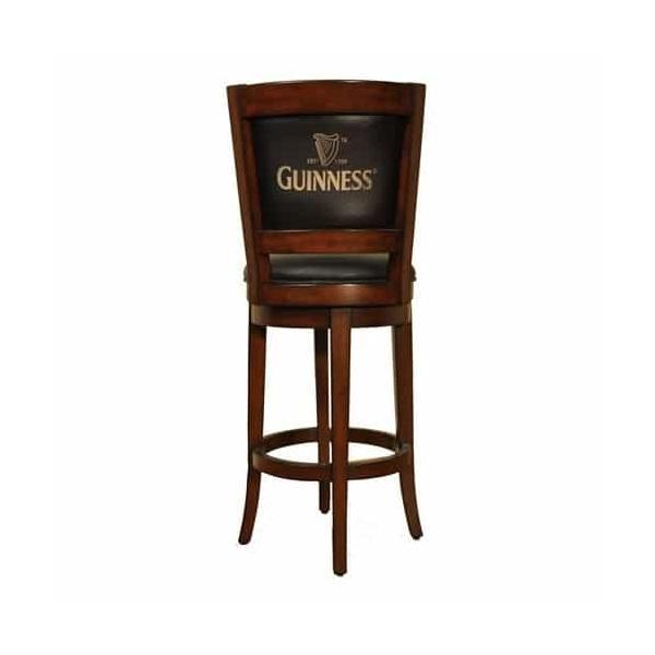 Guinness Swivel Bar Stool by ECI Furniture
